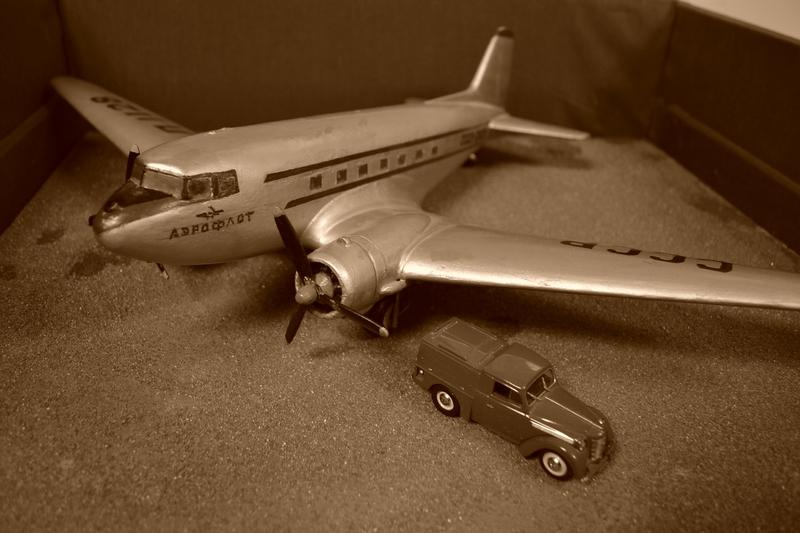 Музей авиации аэропорта Талаги, Архангельск