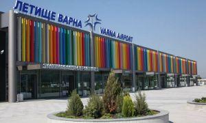 Аэропорт Варна Болгария