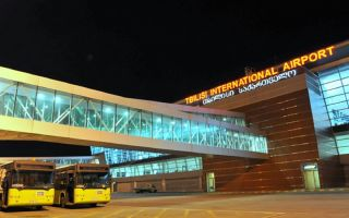 Аэропорт Тбилиси Грузия