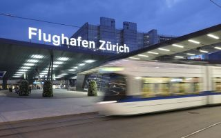 Аэропорт Цюриха Клотен