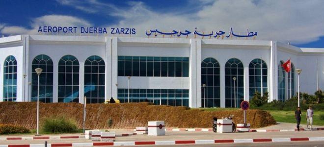 Аэропорт Джерба Зарзис Тунис