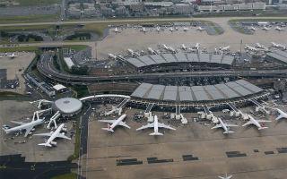 Аэропорт Парижа Шарль-де-Голль