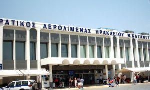 Аэропорт Ираклион, Крит