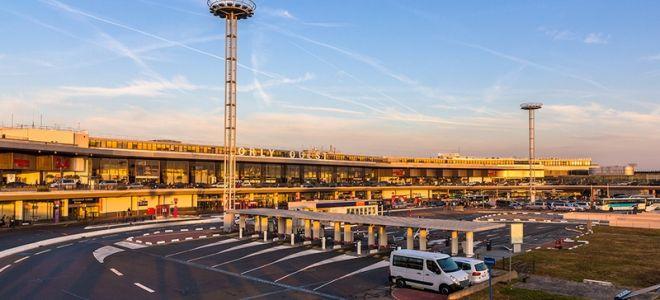 Аэропорт Парижа Орли