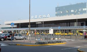 Аэропорт Прага Чехия