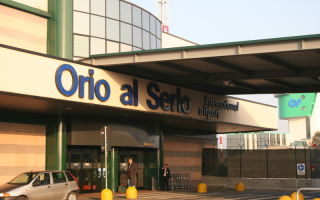 Аэропорт Милана Бергамо