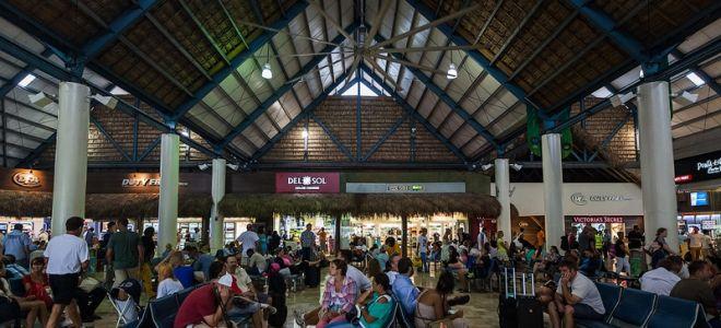 Аэропорт Пунта-Кана, Доминиканская Республика