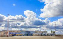 Аэропорт Бегишево Нижнекамск