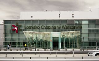 Аэропорт Шопена Варшава