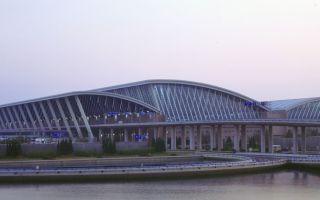 Аэропорт Шанхая Пудун