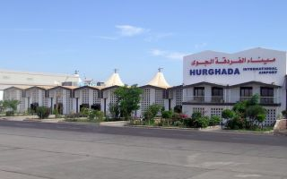 Аэропорт Хургада Египет