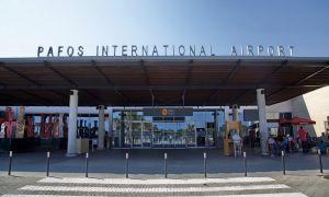 Аэропорт Пафос Кипр