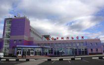 Аэропорт Норильска Алыкель