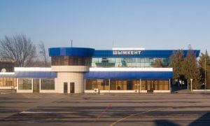 Аэропорт Шымкент, Казахстан