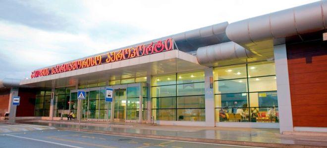 Аэропорт Батуми Грузия