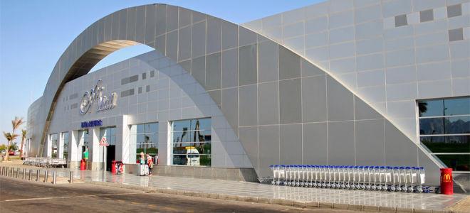 Аэропорт Шарм-эль-Шейха Египет