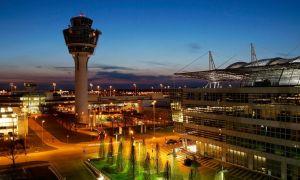 Аэропорт Мюнхена им. Штрауса