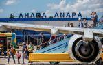 Аэропорт Анапа Витязево