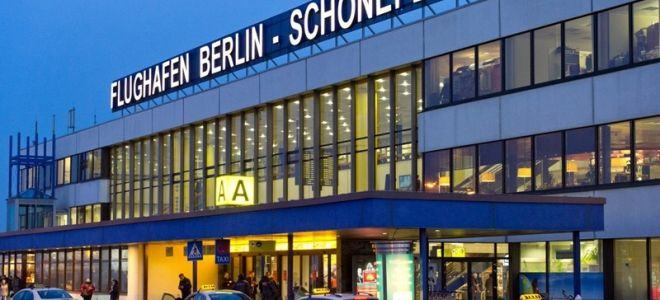 Аэропорт Берлина Шенефельд