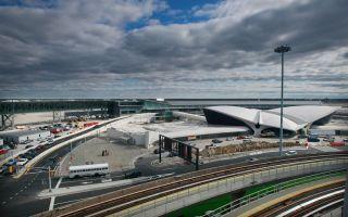 Аэропорт Нью-Йорка Кеннеди