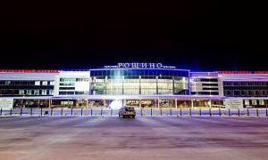Аэропорт Рощино Тюмень