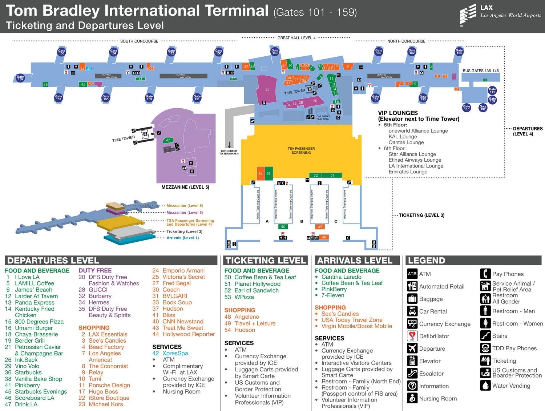 Международный терминал имени Тома Брэдли